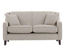 Halston 2 Seater Sofa, Pebble Weave