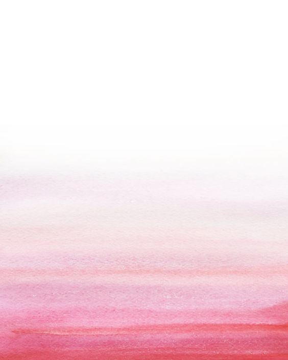 Ombre Watercolor, Pink Red Ombre, Backgrounds, For
