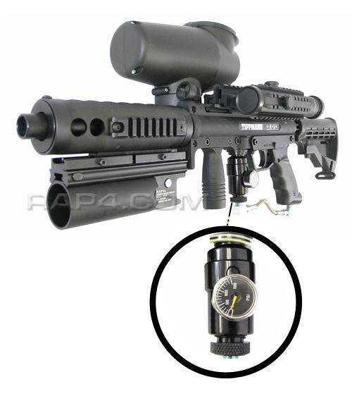 how to clean paintball gun