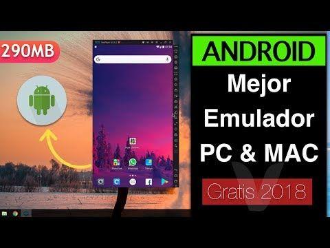Guia Tener Mejor Emulador Android Para Pc 2018 Pocos Recursos Root Youtube Emulador Android Que Te Mejores