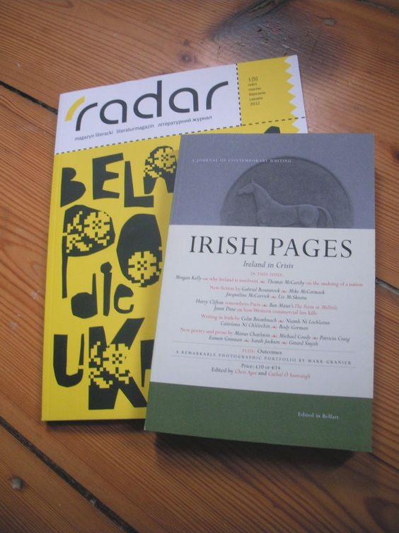 welche mehrsprachigen Literaturmagazine sind interessant?
