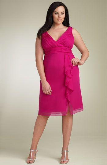 plus size dress apple shape zip code