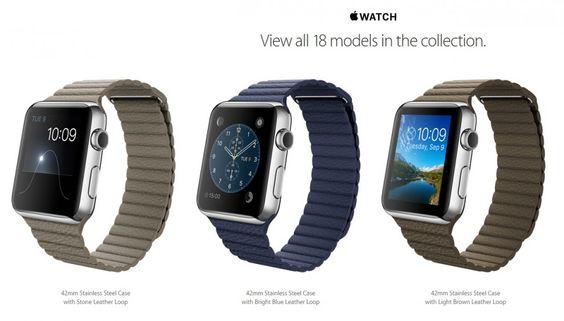 """Viene da Napoli il """"Loop in pelle"""", una delle sei tipologie di cinturino per l'Apple Watch. A produrlo è un'azienda, scrive Apple, attiva da cinque generazioni, che ha lavorato con nomi prestigiosi della moda. Sono tre le varianti, color pietra, marrone chiaro e blu. La qualit&agrav"""