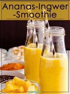 Video: Ananas-Ingwer-Smoothie  (Bildquelle: istock)