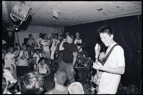 Judge Hardcore Band 100