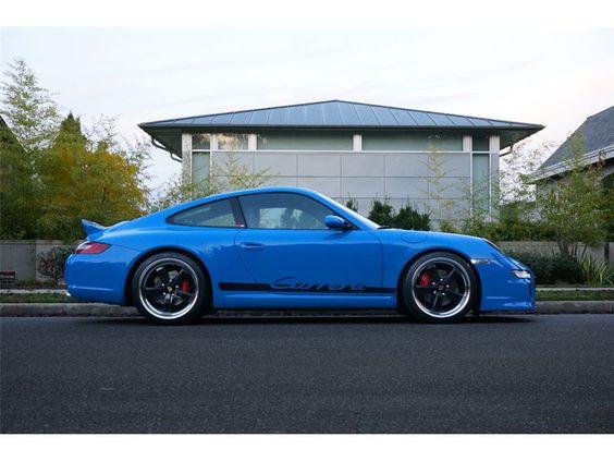 """Car - 2006 Porsche 911 997 C2  in VANCOUVER, BC  $55,000"""