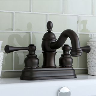 Creative Concord Oil Rubbed Bronze Bathroom Faucet  Free Shipping Today