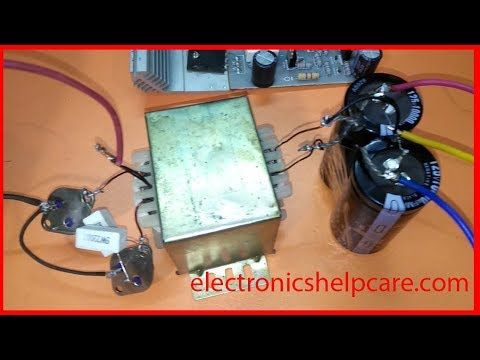 Here In This Article We Can Learn How To Make Inverter And Also We Can Learn To About Ste Electronic Circuit Projects Electronics Projects Electronics Circuit