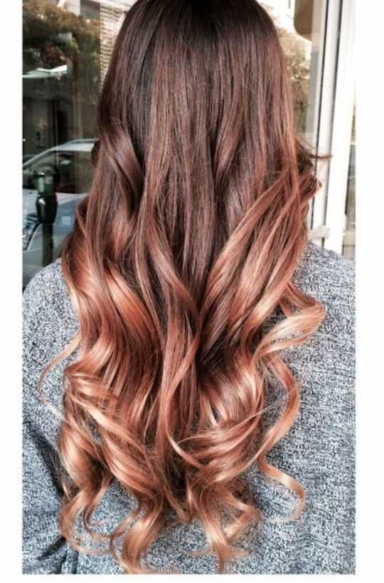 Image Result For Blush Ombre Hair Brown Ombre Hair Rose Gold