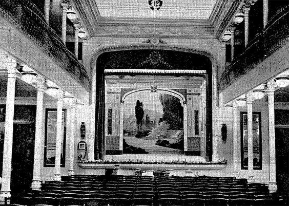 Trianon Palace. 1911