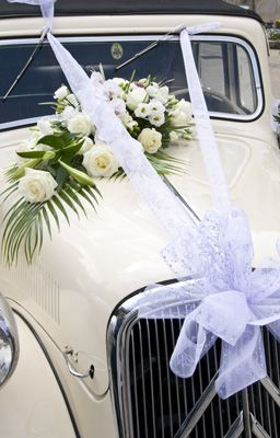 capot de voiture de fleurs et deau frache triel - Fleurs Capot De Voiture Mariage