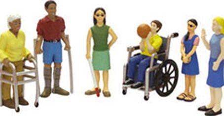 Portatori di handicap: