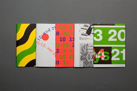 Shop - Typographic Notebook Collection   Slanted - Typo Weblog und Magazin