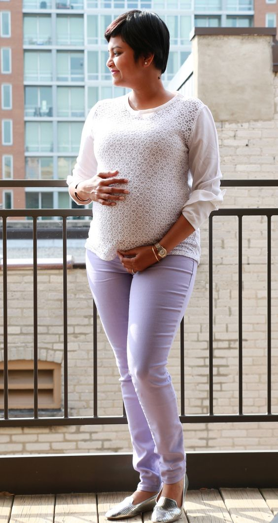 Destination maternity jeans, Equipment lace cotton and silk top, J ...