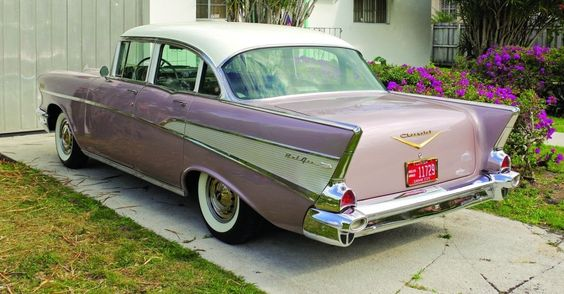 Miami Pearl - 1957 Chevrolet Bel Air | Hemmings Motor News
