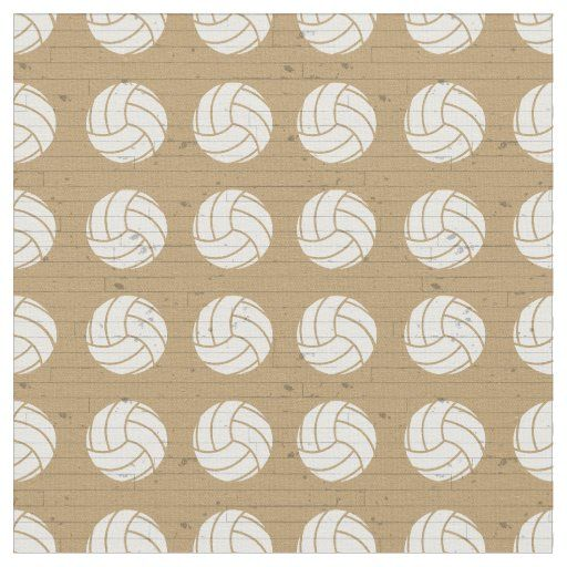 Gold Volleyball Wood Floor Patterned Fabric In 2020 Fabric Patterns Printing On Fabric Create Fabrics