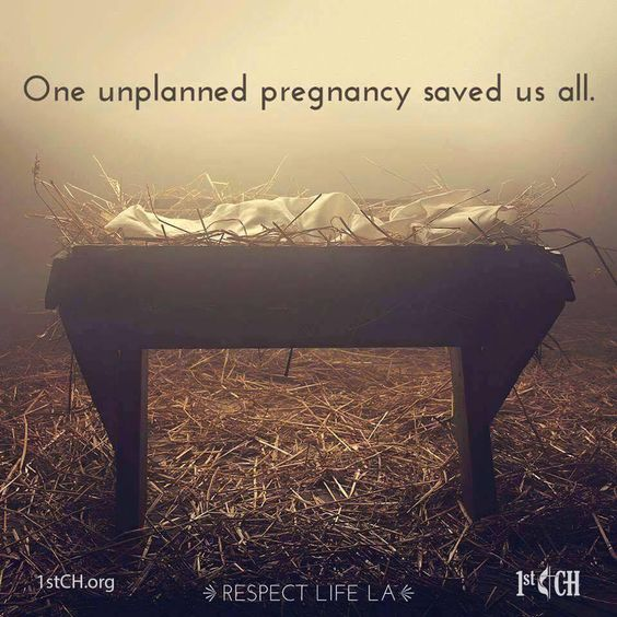One unplanned pregnancy saved us all. TonyEvans.org