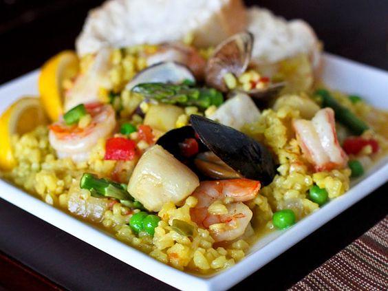 Paella | Tasty Kitchen: A Happy Recipe Community!
