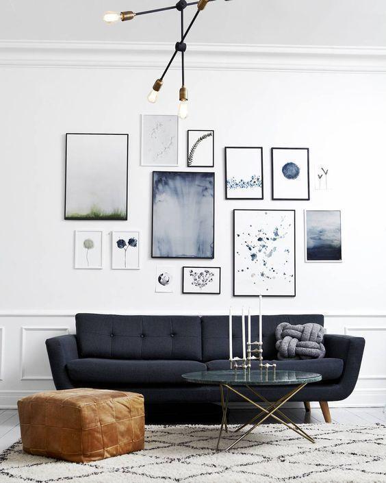 12 Best Inspiring Living Room Design Ideas Gallery Wall Living Room Scandinavian Decor Living Room Minimalist Living Room Decor