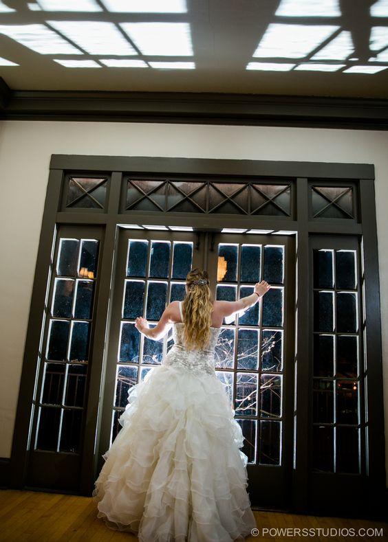 Danielle & Nic { The West End Ballroom }- Portland, Oregon Wedding Photography Blog | Powers Photography Studios