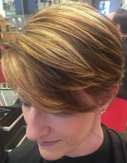 Stacked Wedge Haircut Photos Back View Wedge Haircut Wedge Hairstyles Short Wedge Hairstyles