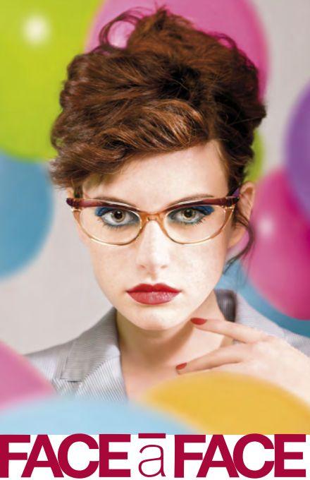 Face a Face Ebony Eyeglasses | I've Got My Eye On You | Pinterest ...