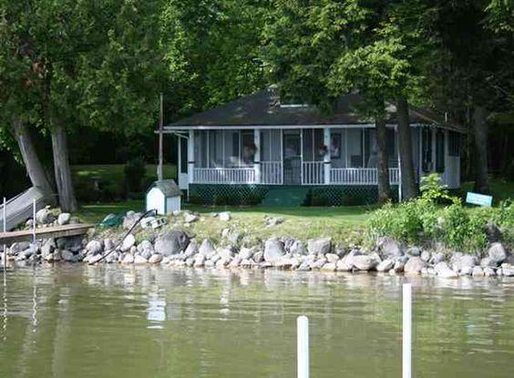 Burt Lake, Michigan