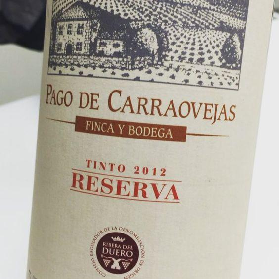Pago de Carraovejas Reserva 2012 (Ribera del Duero): http://www.uvinum.es/vino-ribera-del-duero/pago-de-carraovejas-reserva-2012 #vino #videocata #uvinum @pagocarraovejas