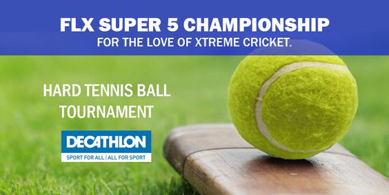 FLX super 5 Champioship at Hyderabad - For the Love of Xtreme Cricket