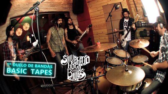 SILVERADO ROCK BLUES - HORIZONTE - Live at Basic Tapes Studio #BasicTapes #duelodebandas