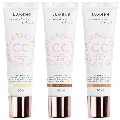 lumene cc color correcting