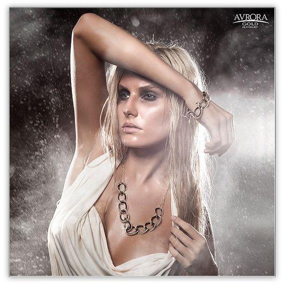Коллекция Avrora Gold - безупречность и стиль!  #avroragold #аврораголд #девушка #украшения #золото