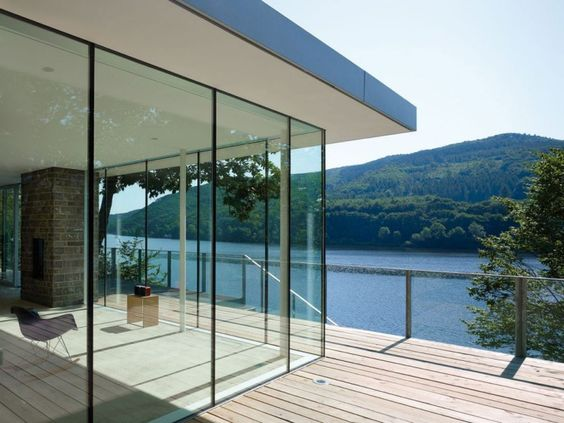 Yep.: House Design, German House, Dream House, Dream Home, Lake View