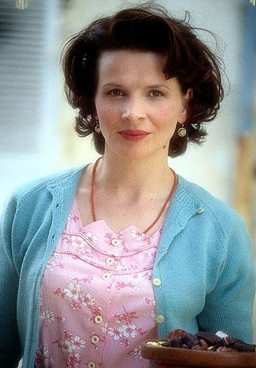 juliette binoche from the movie chocolat -: