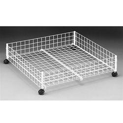 Rolling Underbed Cart Dorm Stuff Under Bed And Dorm