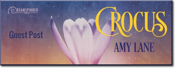 ~Guest Post~Crocus (Bonfires #2) by Amy Lane~