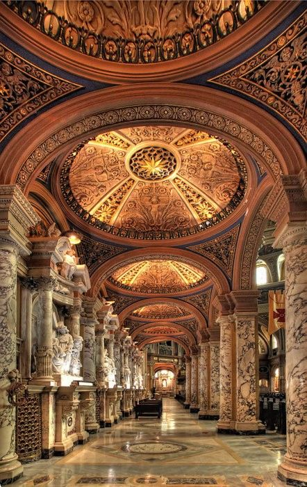 Basilica of the National Shrine, Washington | Incredible Pictures