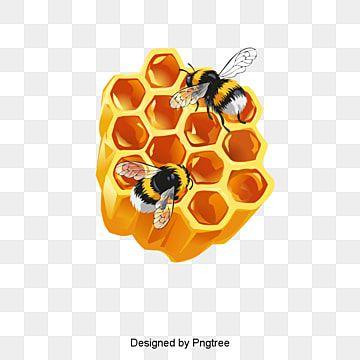 Gambar Lebah Lebah Lebah Madu Madu Png Transparan Clipart Dan File Psd Untuk Unduh Gratis In 2021 Bee Clipart Bee Art Cartoon Bee