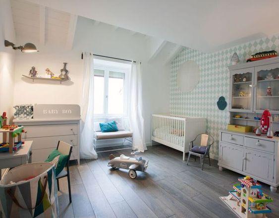 Maison Haute Savoie Renovee Une Batisse Familiale Lumineuse Et Deco Bedroom Interior Loft Bed Home Decor
