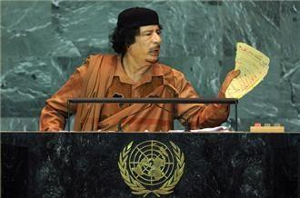 It may not be right to speak ill of the dead, but Muammar Gaddafi...YUCK.    Google Image Result for http://www.aljazeera.com/mritems/imagecache/218/330/mritems/Images/2011/2/21/2011221201438349436_20.jpg #wtf