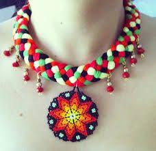 collares mexicanos artesanales