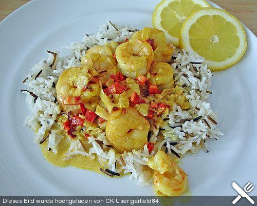 Garnelen in Kokosmilch, ein raffiniertes Rezept aus der Kategorie Krustentier & Muscheln. Bewertungen: 186. Durchschnitt: Ø 4,5.