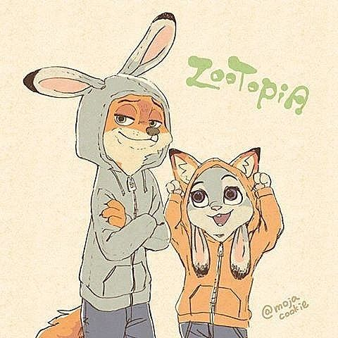 Judy so cute omg I can't  #zootopia #zootopiadisney #zootopiamovie…