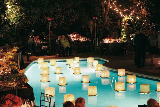 Idee per decorazioni piscina! 10