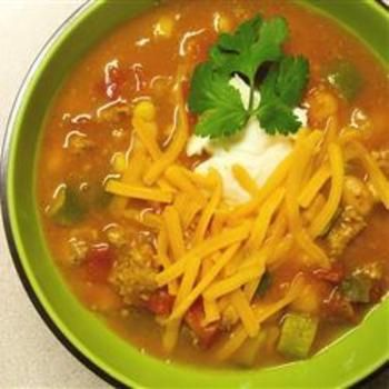 Pumpkin Turkey Chili- goin to make this tonight.