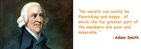 Adam Smith Quotes Adam Smith Philosophy Quotes  Adam Smith Philosophy Quotes