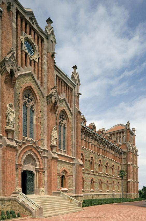 Renewal Of The Old Main Seminar Of Comillas University,© Duccio Malagamba