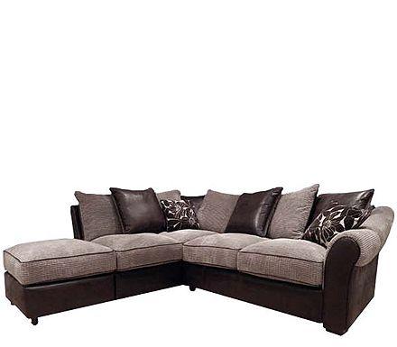 The Furniture Book - Buoyant Upholstery Elegance Corner Group