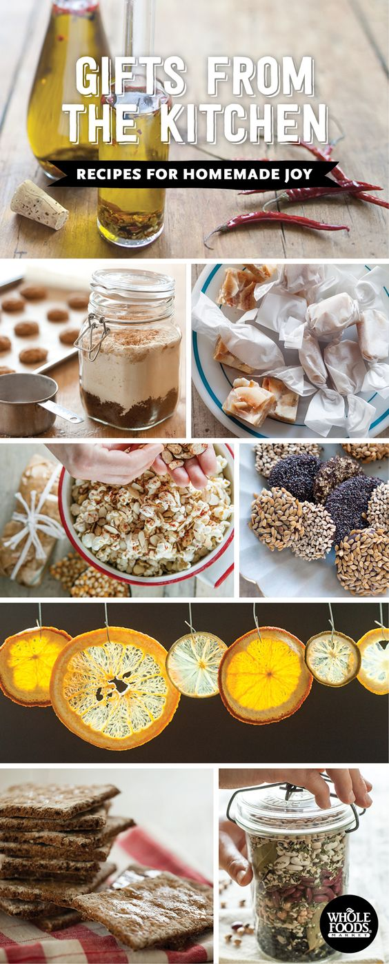 Gifts From The Kitchen Gifts From The Kitchen Christmas Recipes Diy Pinterest