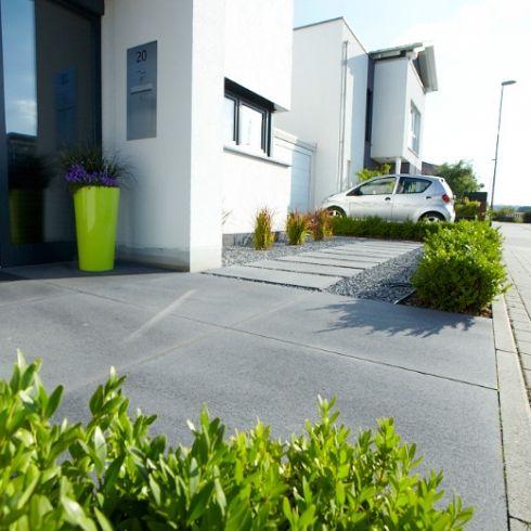 Kies Steine Vorgarten Picture Quote Garten Designs Pinterest - vorgarten modern kies